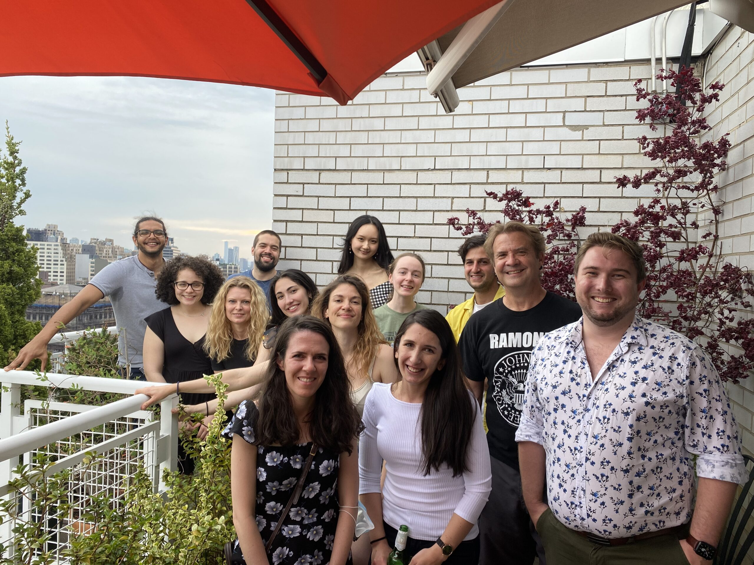 Klann lab 2021! Welcome to our new members!